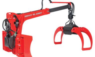 Gheară pentru lemn KRPAN KL2500T
