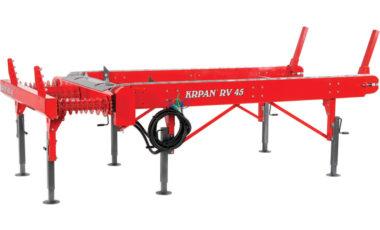 Rampă cu lanț KRPAN RV45
